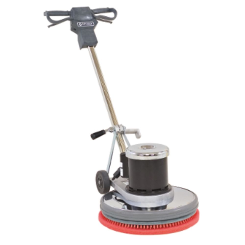 Advance Nilfisk® Pacesetter 20TS Floor Machine, 20in Pad, 1.5 HP DC Rectified, 2-Spd 180/320 RPM