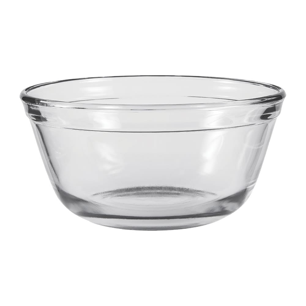 Anchor® Glass Mixing Bowl, 1 Quart (No Lid)