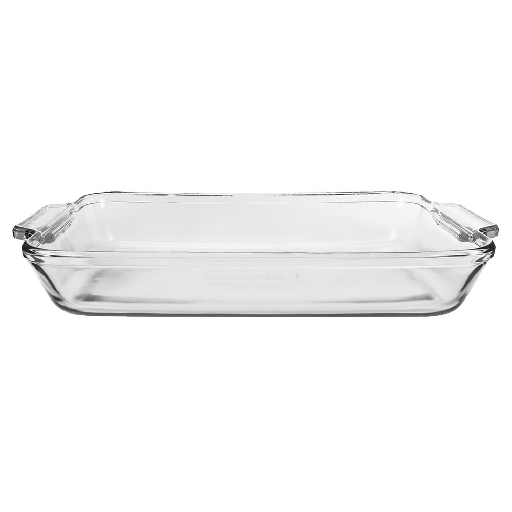 Anchor® Glass Baking Dish, 3 Quart, 9x13, Clear