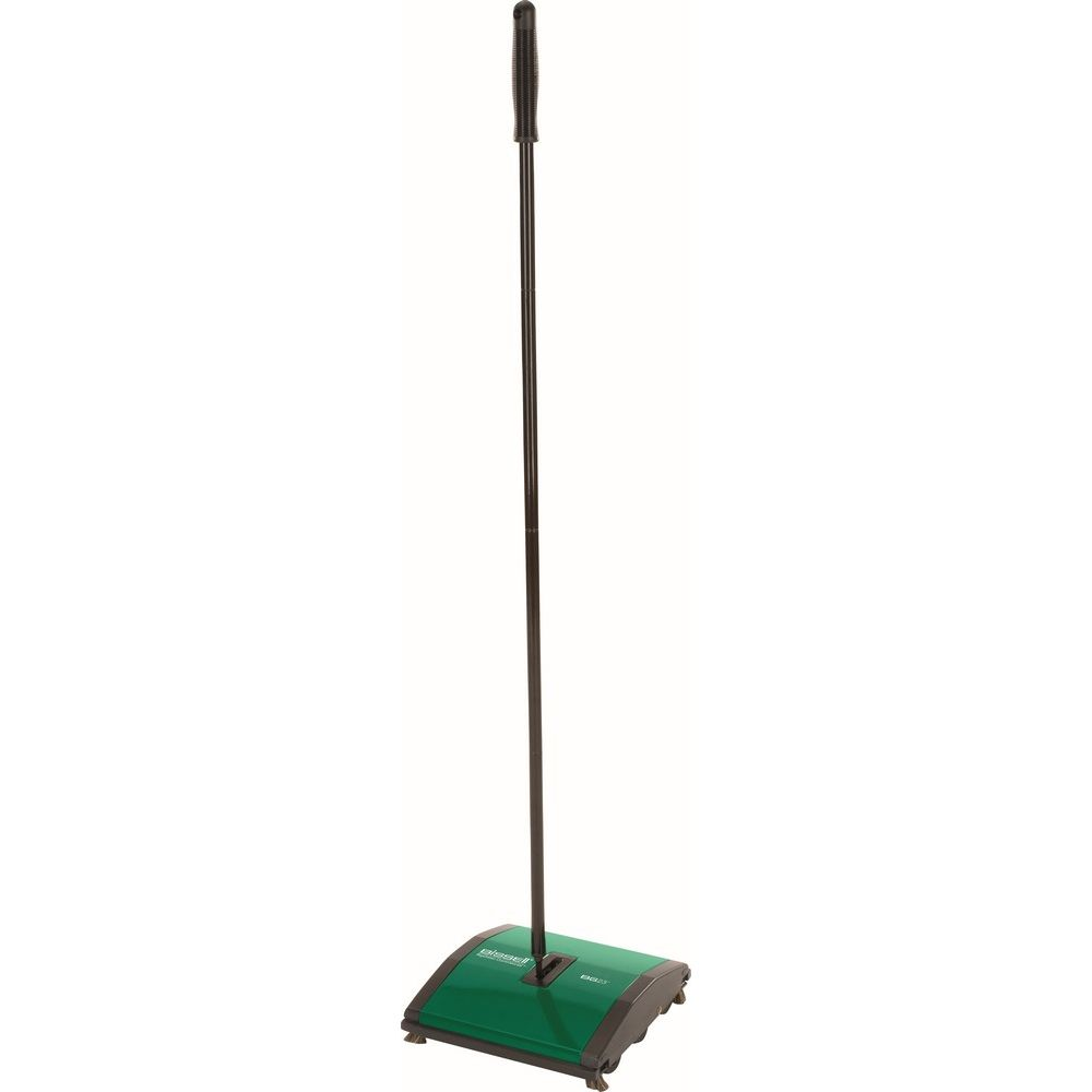 Bissell Commercial® 9.5 Inch Sweeper, Corner brushes, Floating head