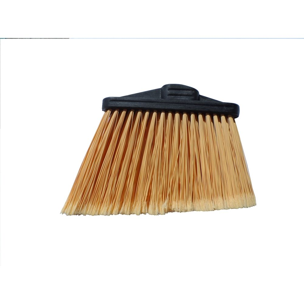 Better Brush® 12 In. Warehouse Angle Upright Broom Head, Handle Sold Separately GS# 0026740