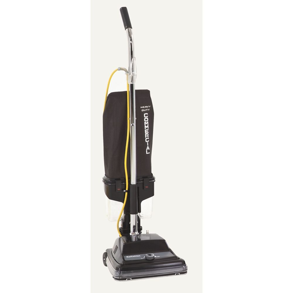 Advance Nilfisk® Reliavac 12DC 12 Inch Upright Vacuum with Dirt Cup