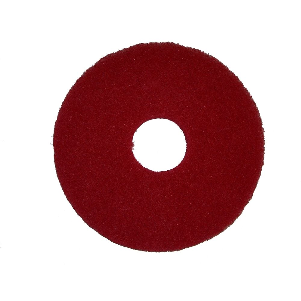 Bissell® EM9000 12in Polish Pad, Red