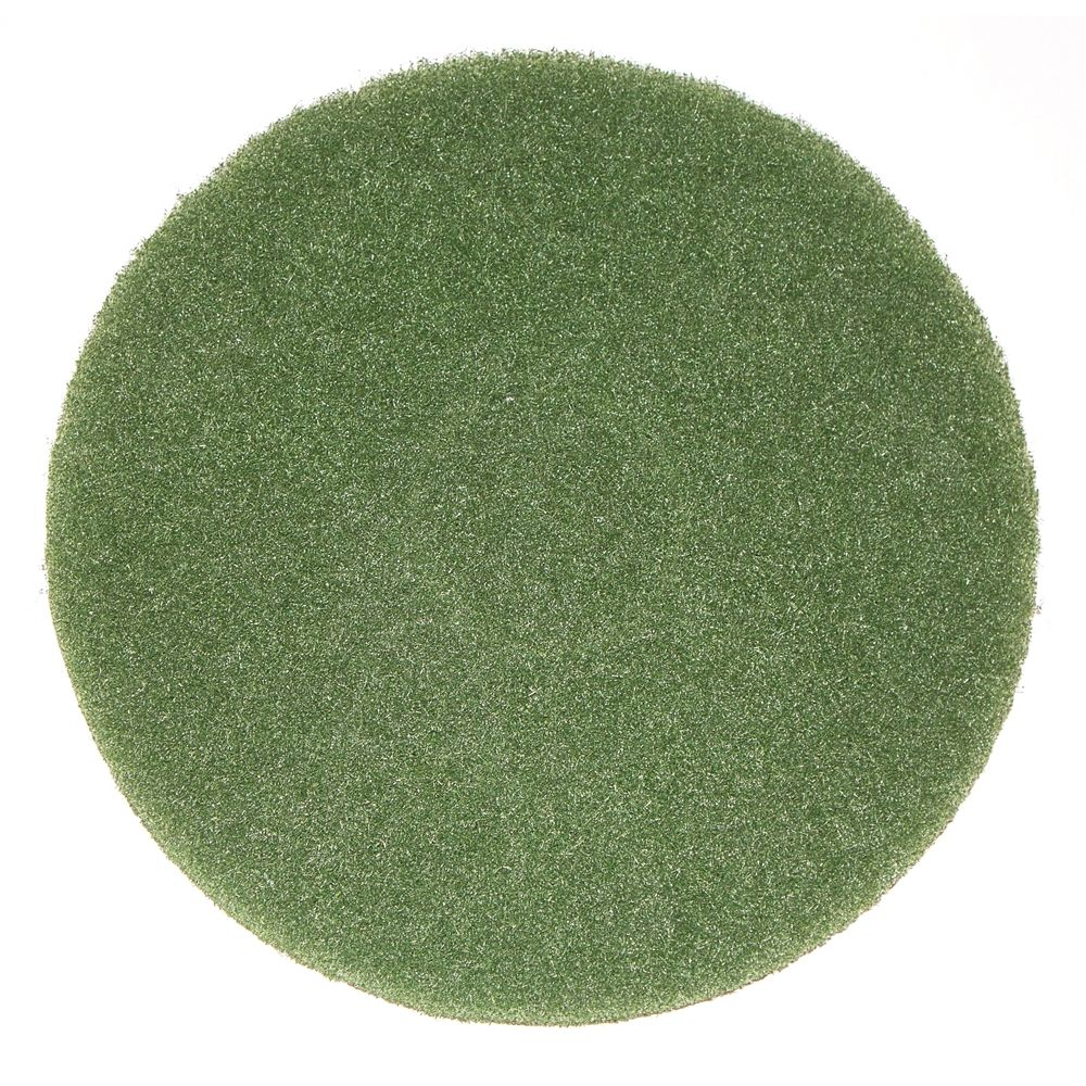 Oreck® Orbiter 12in Cleaning Pad, Green