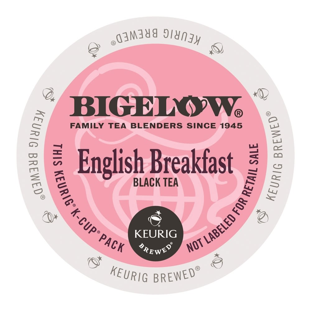 Bigelow® English Breakfast Tea K-Cup®