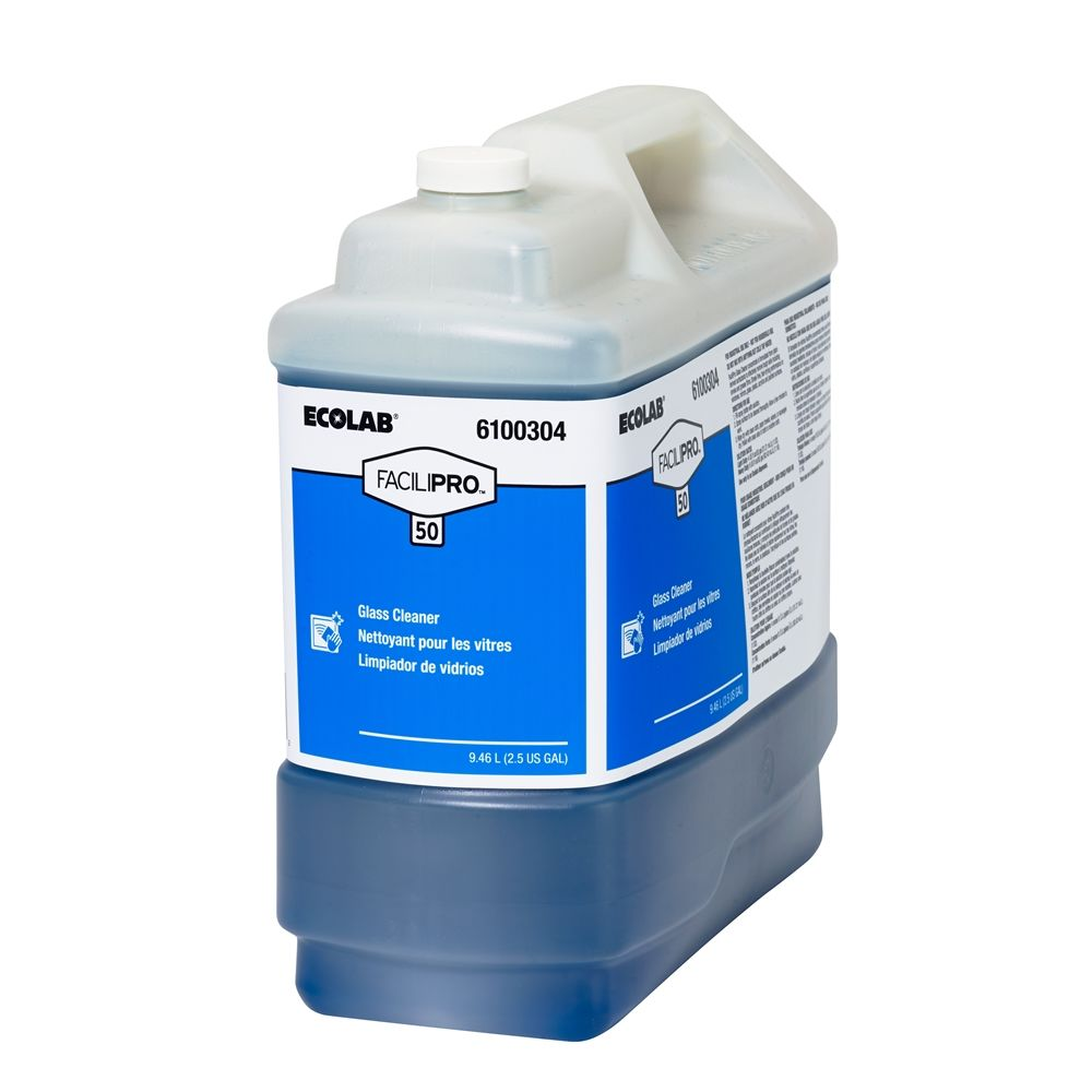 Ecolab® FaciliPro Glass Cleaner 2.5 Gallon