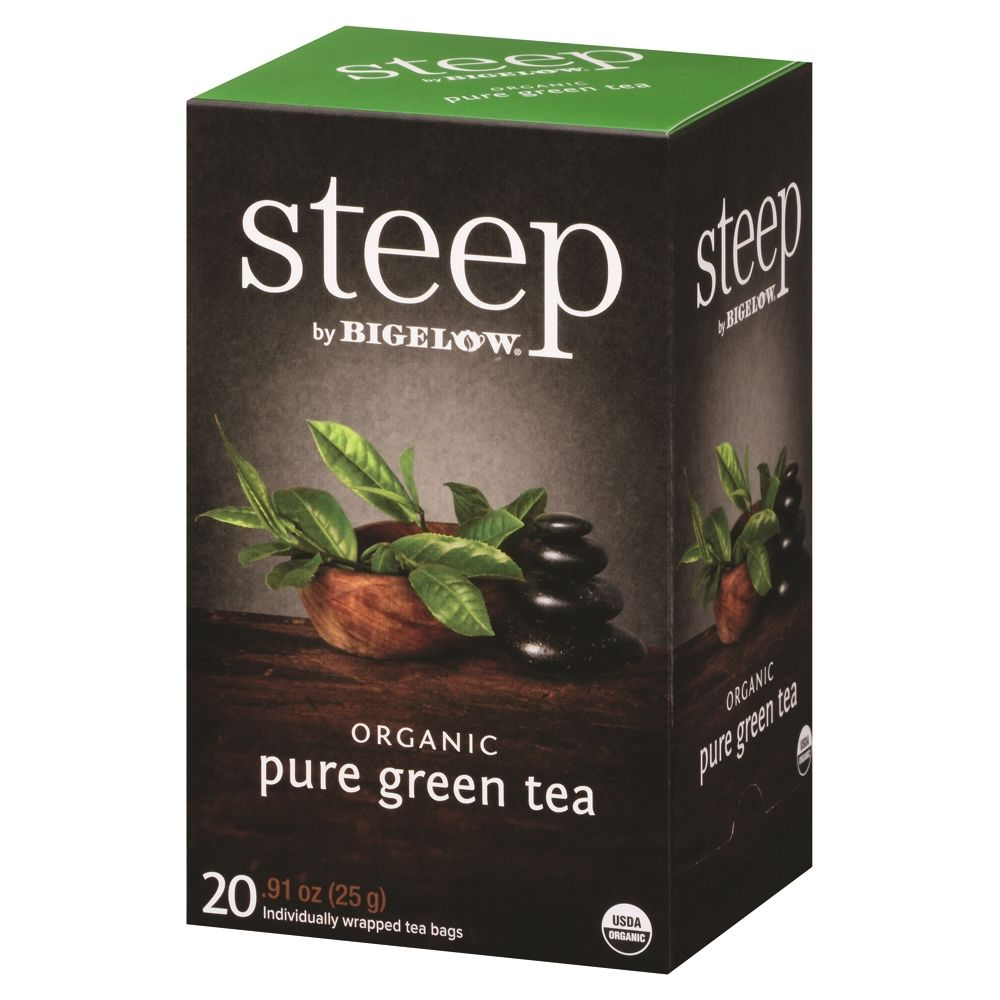 Bigelow® Organic Pure Green Tea