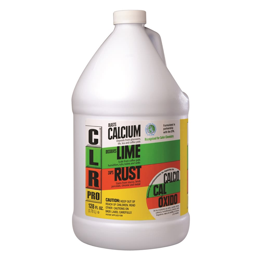 CLR PRO® Calcium, Lime and Rust Remover 1 Gallon