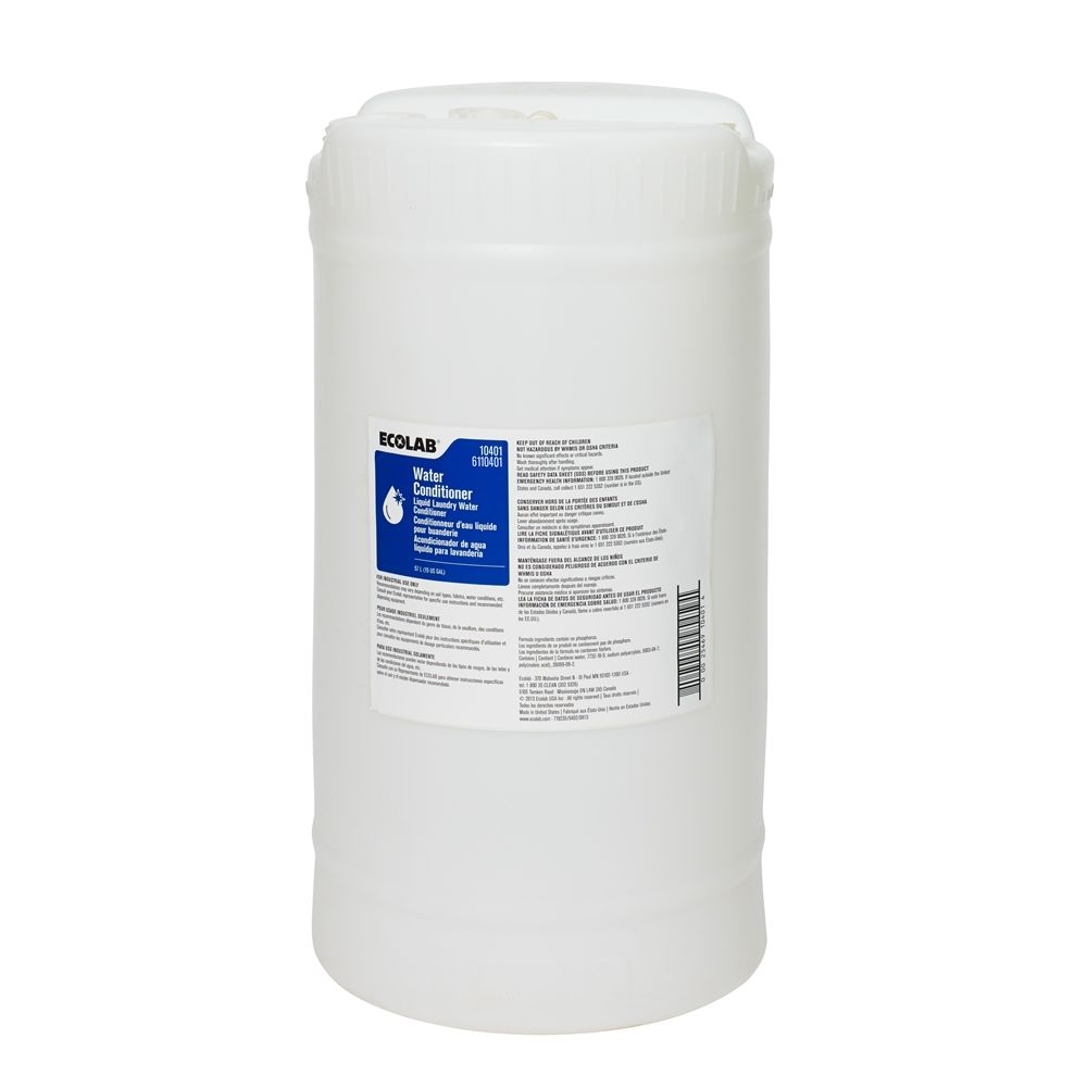 Ecolab® Eco-Star® Water Conditioner 15 Gallon