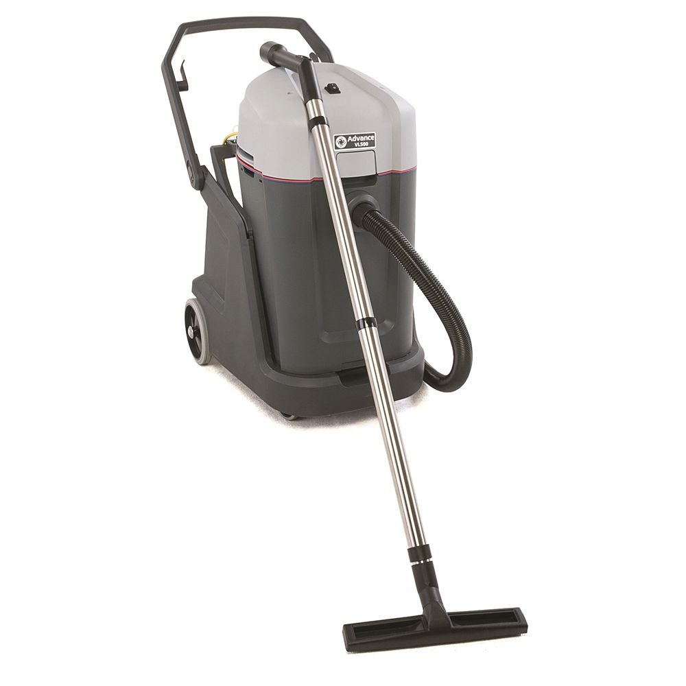 Advance Nilfisk® VL500 Wet / Dry Vacuum - 14 Gallon Tank Capacity, 6 Gallon Dust Bag Capacity
