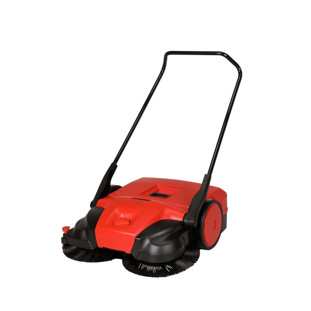 Bissell Commercial® 31 Inch Wide Area Sweeper, Push Power, No Motor