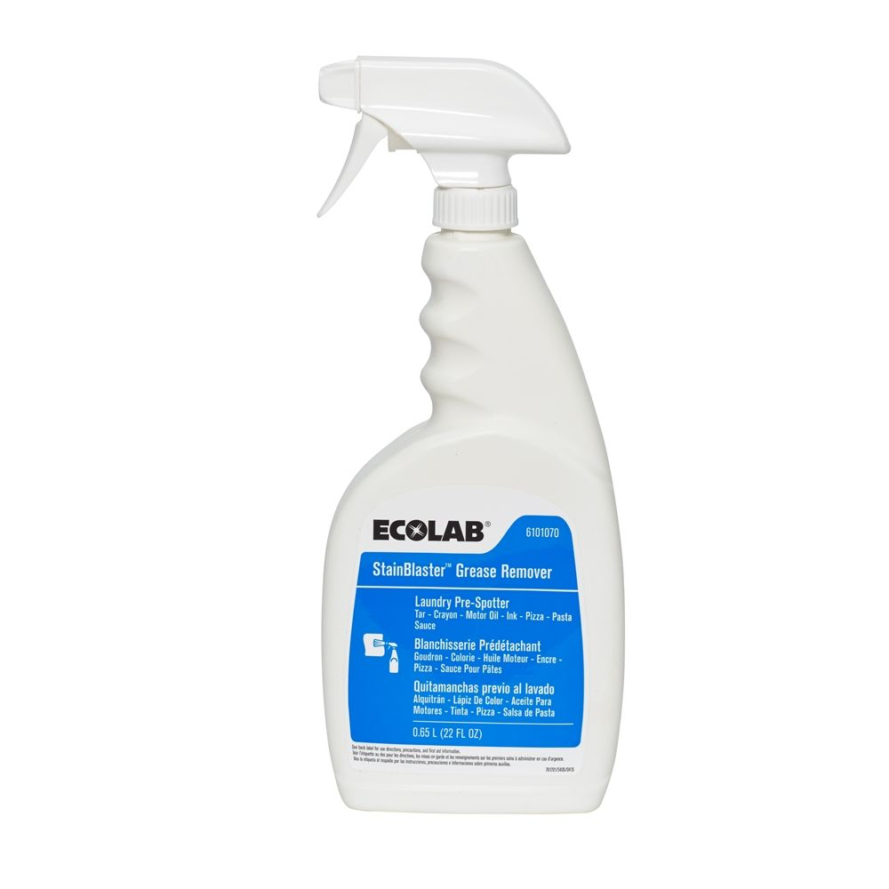 Ecolab® StainBlaster Grease Remover 22oz Trigger Spray #6101070