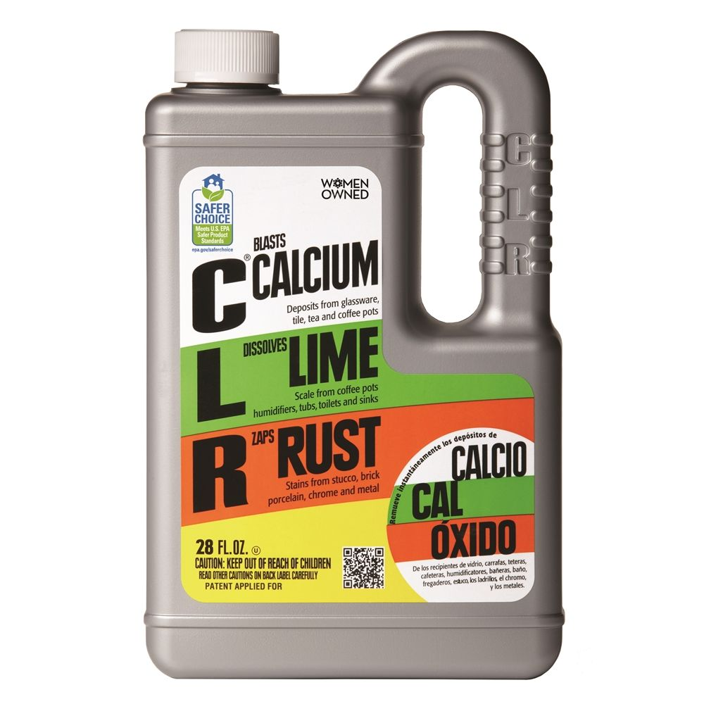 CLR® Calcium, Lime & Rust Remover 28oz
