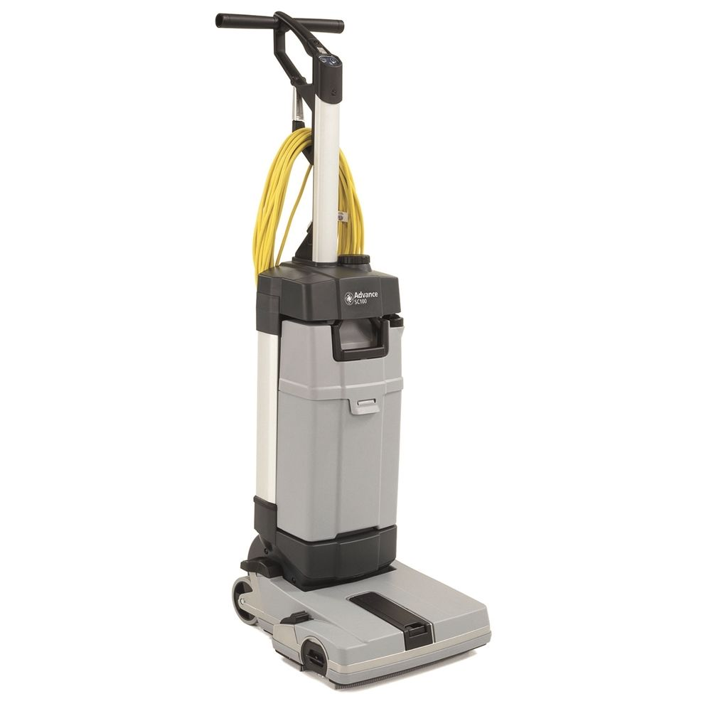Advance Nilfisk® SC100 Compact Upright Scrubber Dryer for Narrow Areas