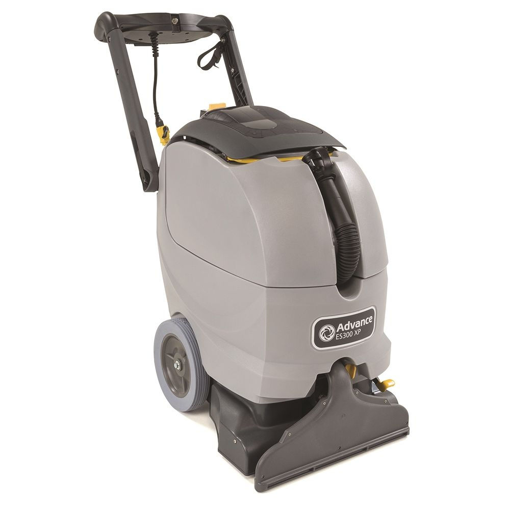 Advance ES300 XP Self Contained Carpet Extractor, 16in Cleaning Path, 9 Gallon, Gray