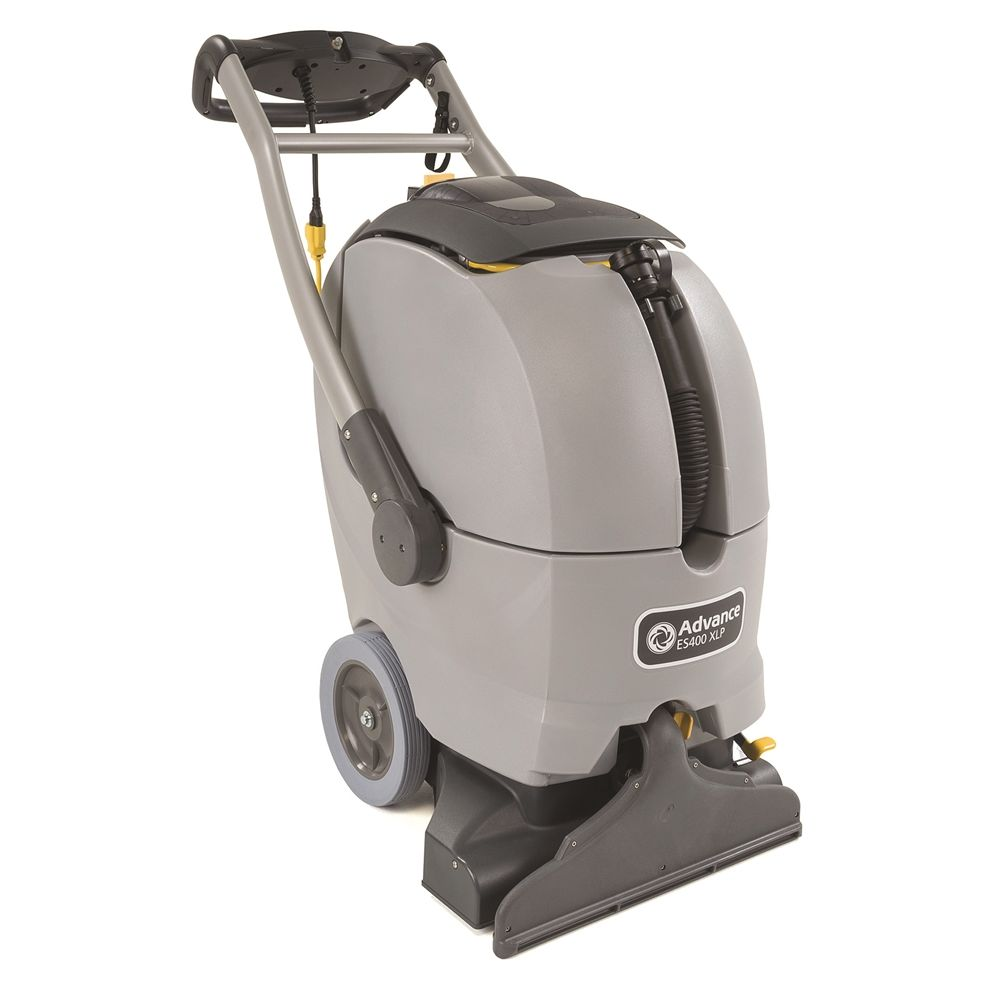 Advance Nilfisk® ES400 XLP Self Contained Carpet Extractor, 18in Cleaning Path, 12 Gallon, Gray