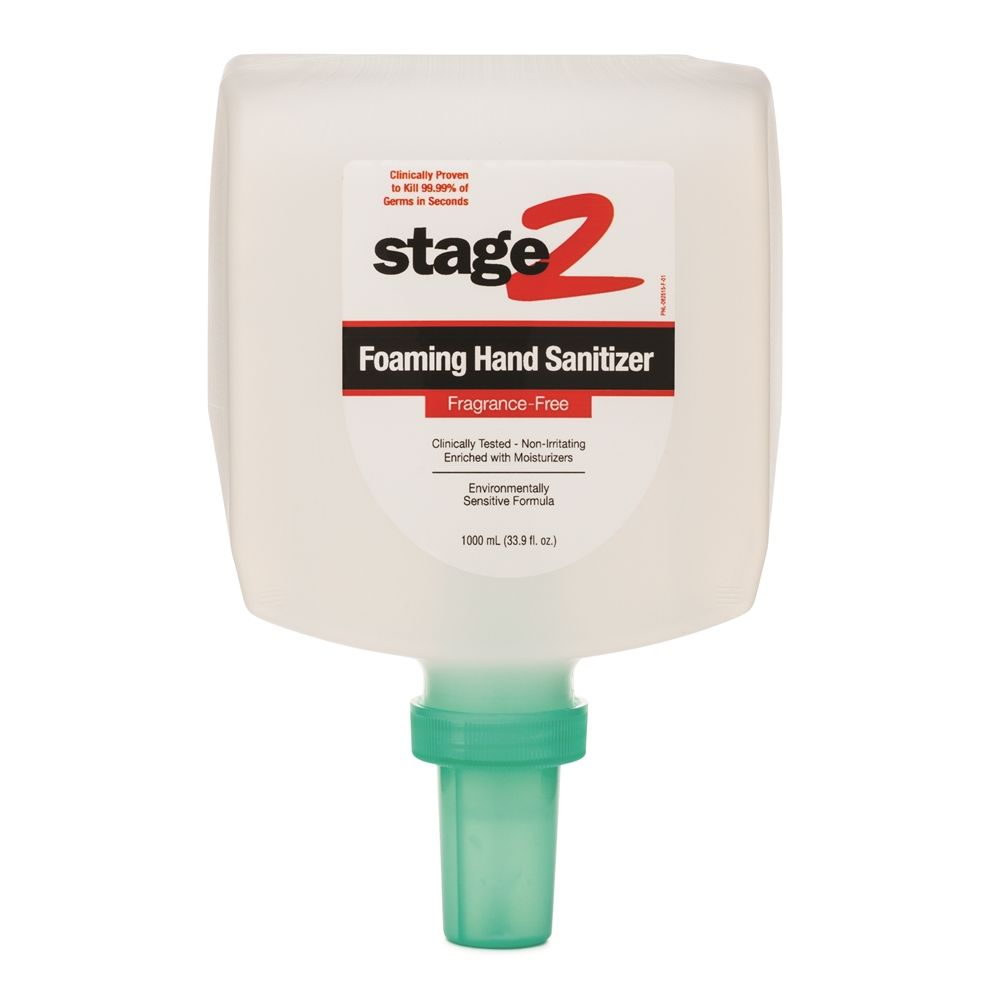 2XL-221 Foaming Hand Sanitizer 1 Liter Refill *Replace with 0035044*