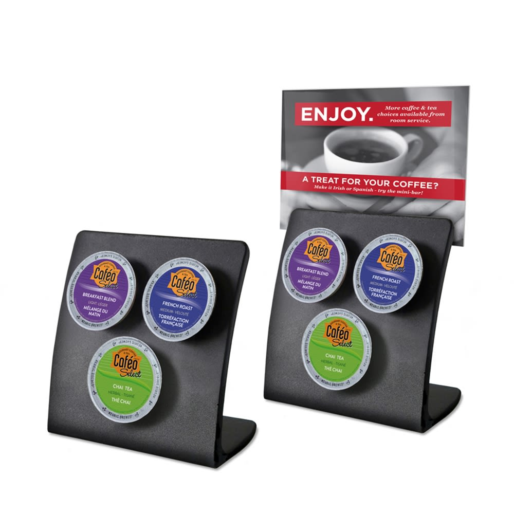 3-Hole K-Cup® Display Holder, Black