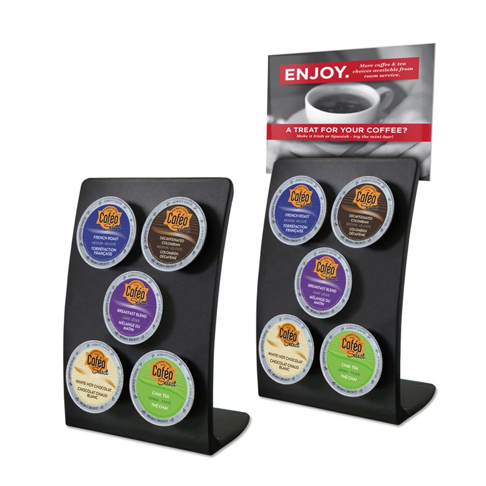 5-Hole K-Cup® Display Holder, Black