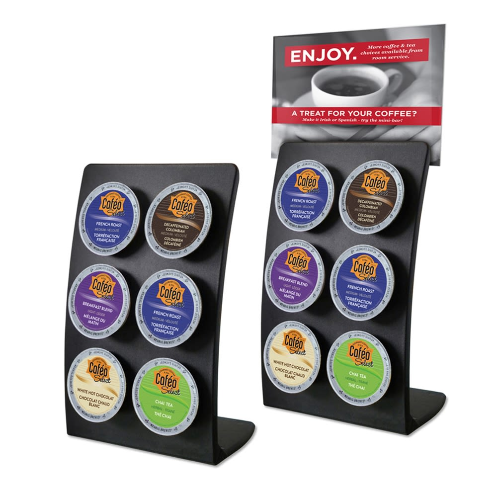 6-Hole K-Cup® Display Holder, Black