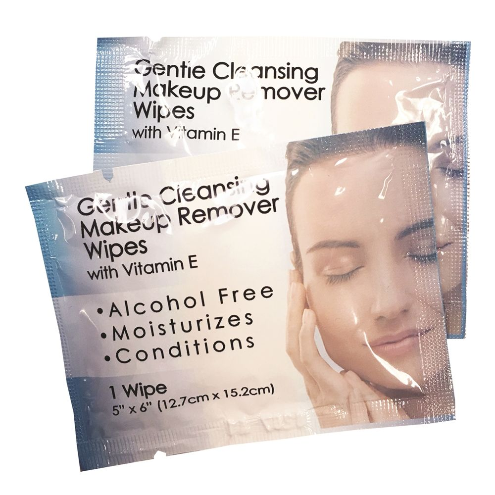 Makeup Remover Small Wipes