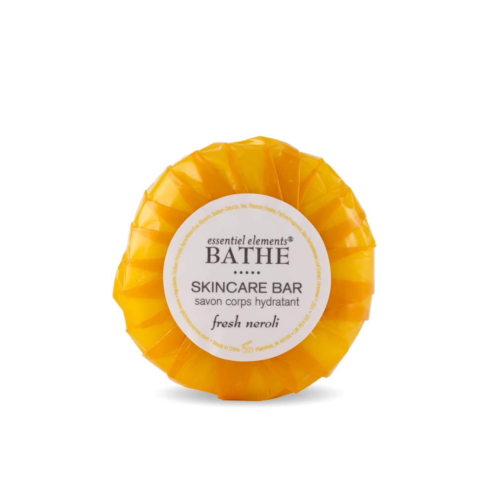 Essentiel Elements® Bathe Round Soap 1oz Wrapped