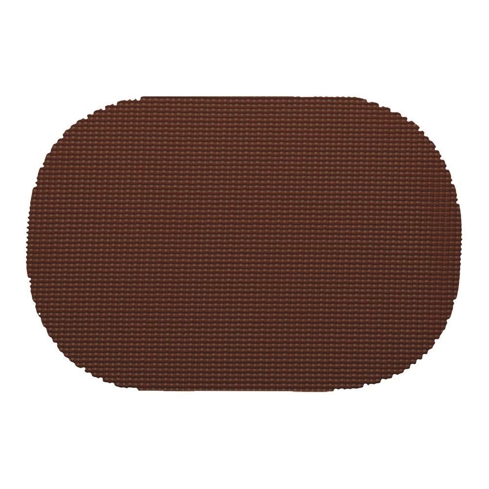 Waffle Placemat, Chocolate