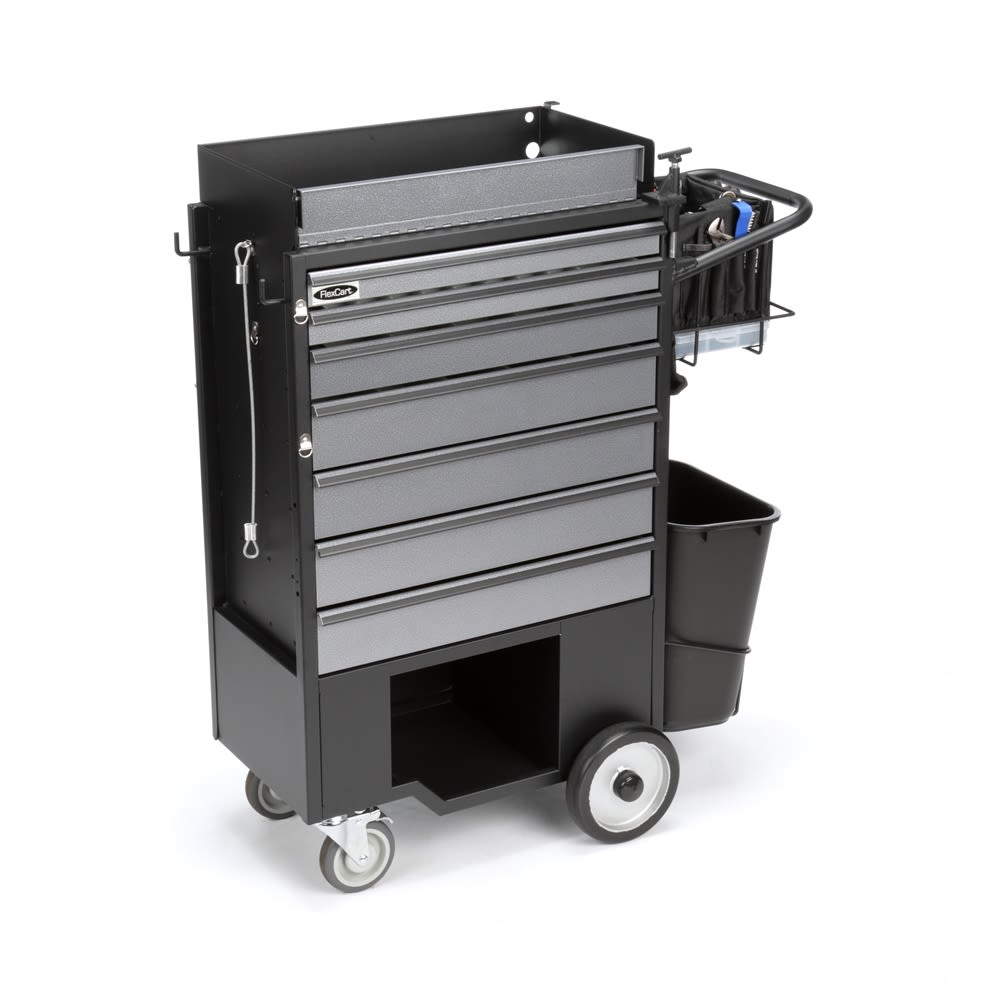 FlexCart® General Maintenance Cart with Bag Tools (FC-200WBT)