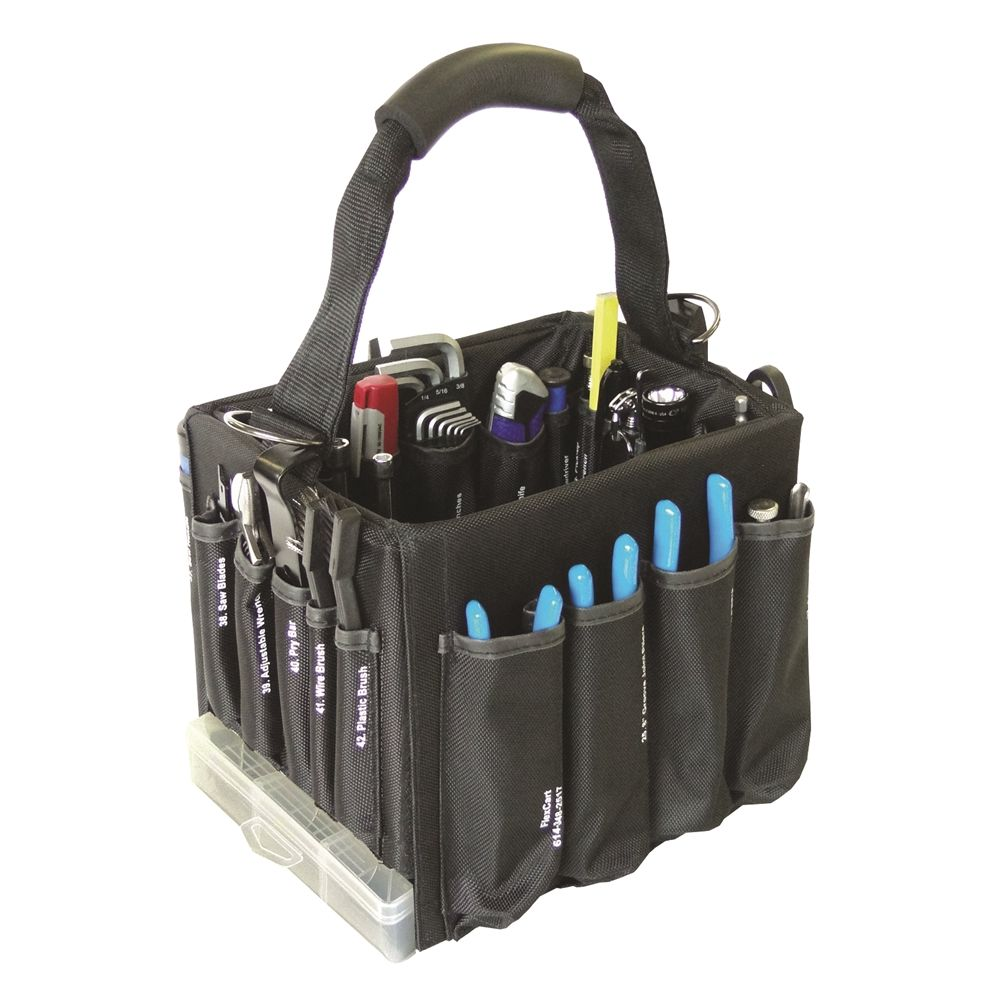FlexCart® Engineering Tool Bag with 84 Piece Tool Set, Black (FC-30TBWT)