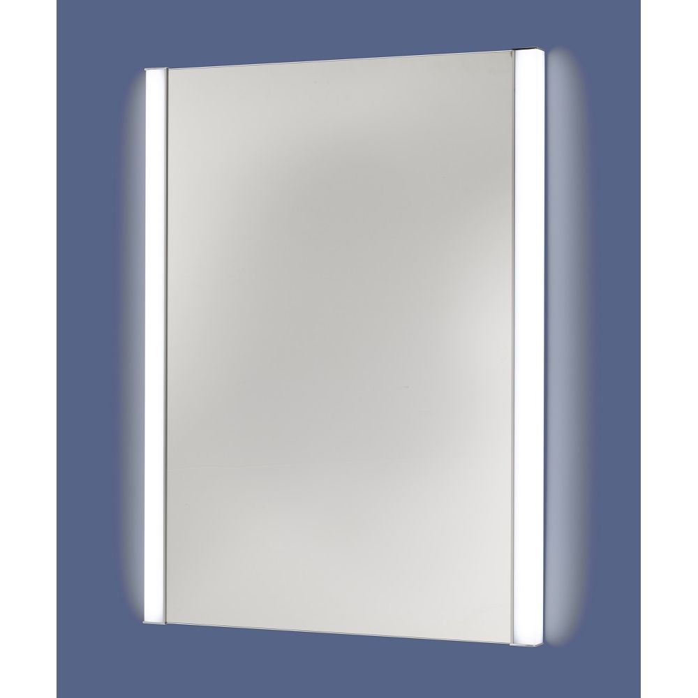 Duo LED Mirror with Multiple Light Colors, Adjusts 3500K-5500K, 31.6Hx23.7W