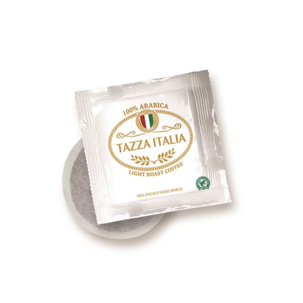 Tazza Rainforest Alliance Certified 1-Cup Coffee Pod, Regular
