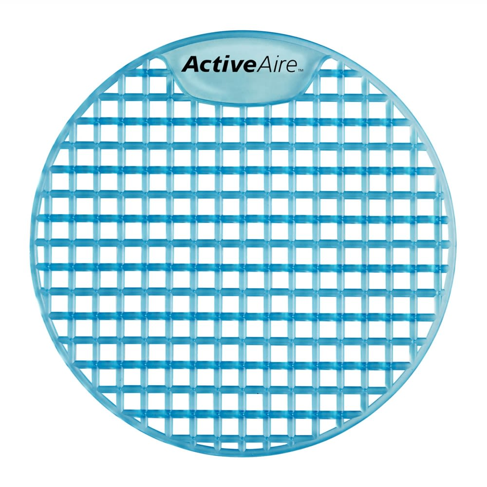 ActiveAire® Deodorizer Urinal Screen by GP PRO, Coastal Breeze