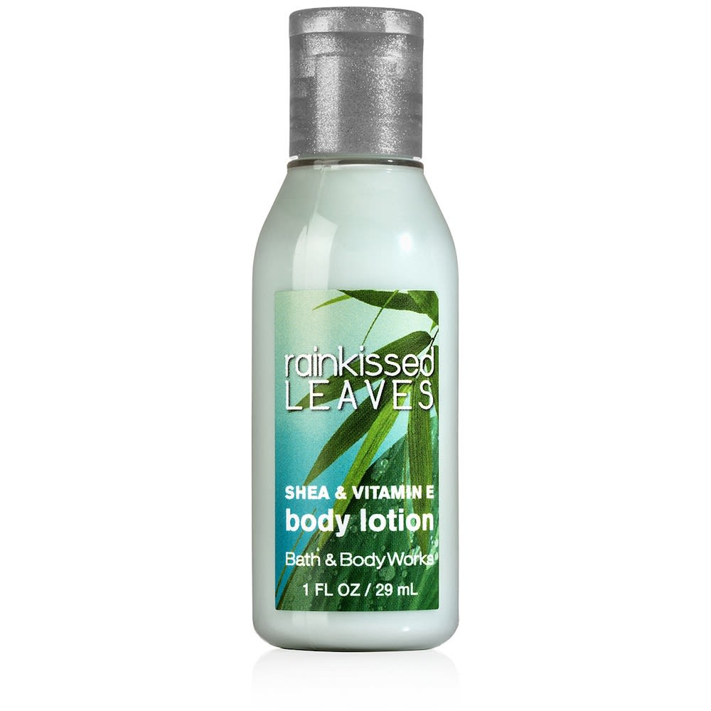 Bath & Body Works® Rainkissed Leaves Body Lotion 1oz