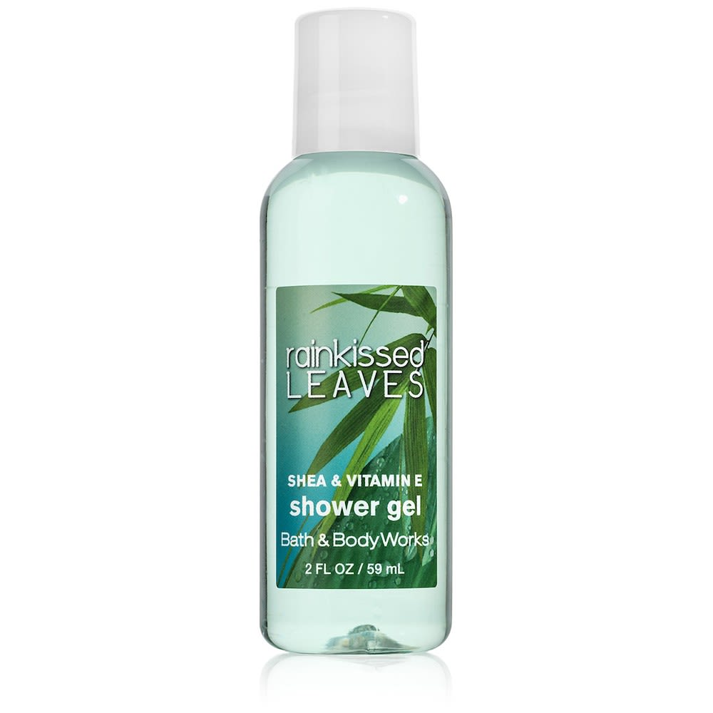 Bath & Body Works® Rainkissed Leaves Shower Gel 2oz