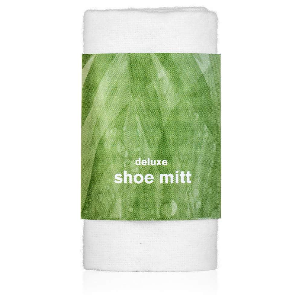 Bath & Body Works® Shoe Mitt Banded, to complement the Rainkissed Leaves collection