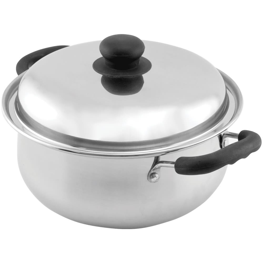 5 Quart Dutch Oven, Stainless Steel