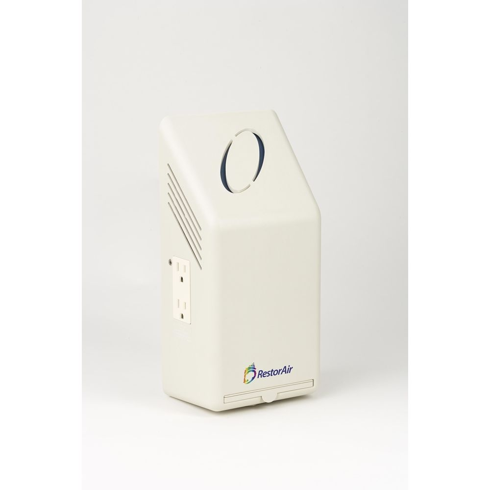 RestorAir® Guest Room Portable Plug-In Air Purification Unit