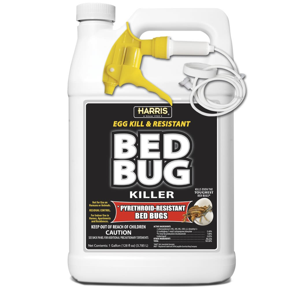 Harris Egg Kill & Resistant Bed Bug Killer 128 oz