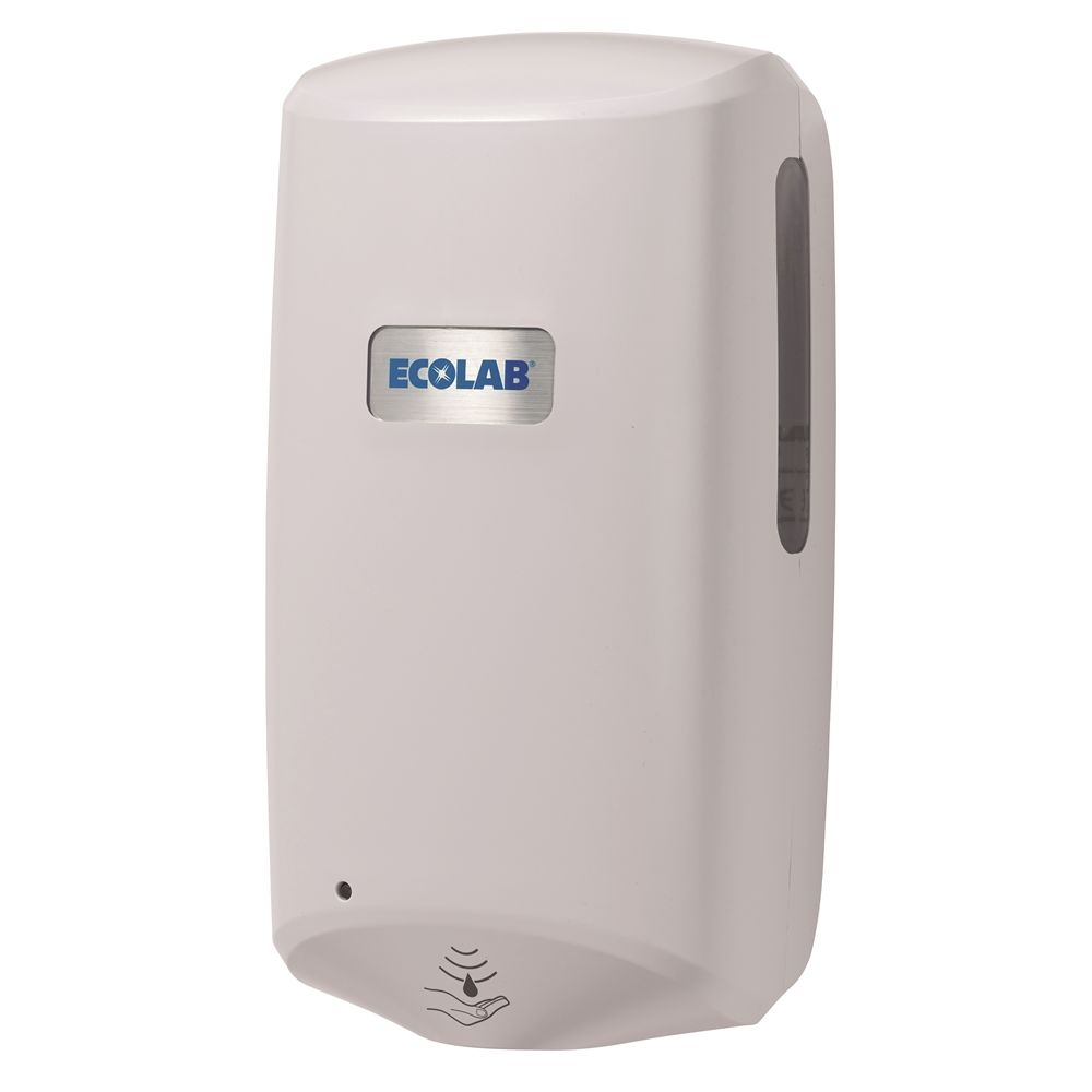 Ecolab® Nexa Classic Touch Free 1250ml Dispenser, White #92021193