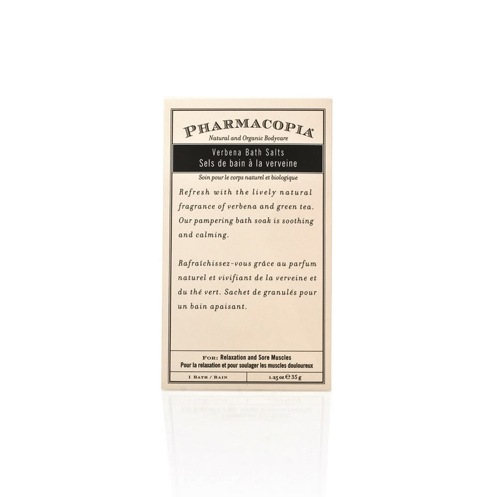 Pharmacopia Bath Salts