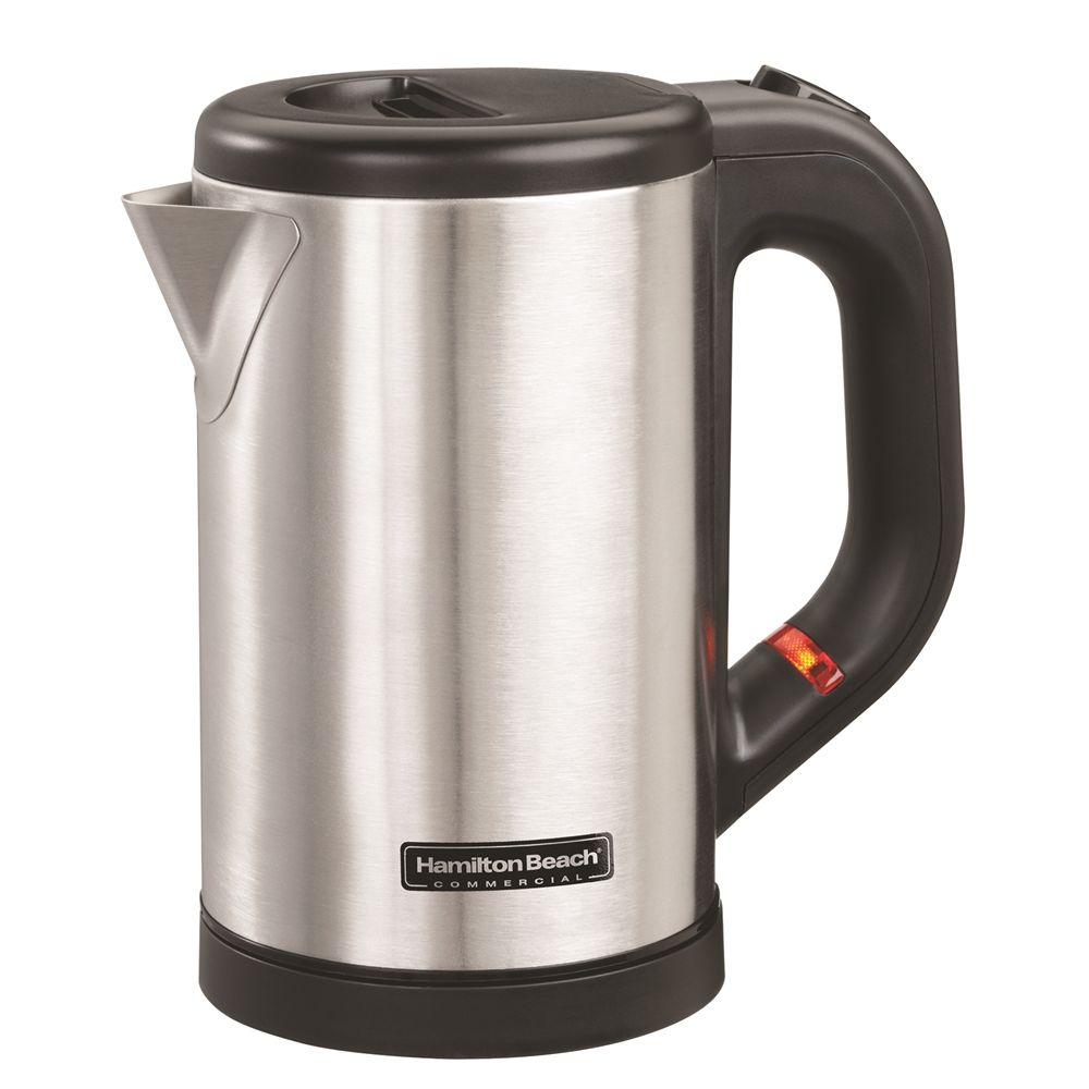 Hamilton Beach Stainless Steel Electric Kettle, .5 Liter Capacity