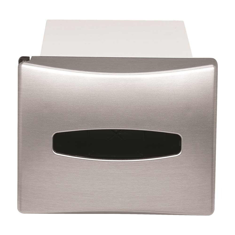 Dixie Ultra® In-Counter Interfold Napkin Dispenser by GP PRO, Stainless Steel