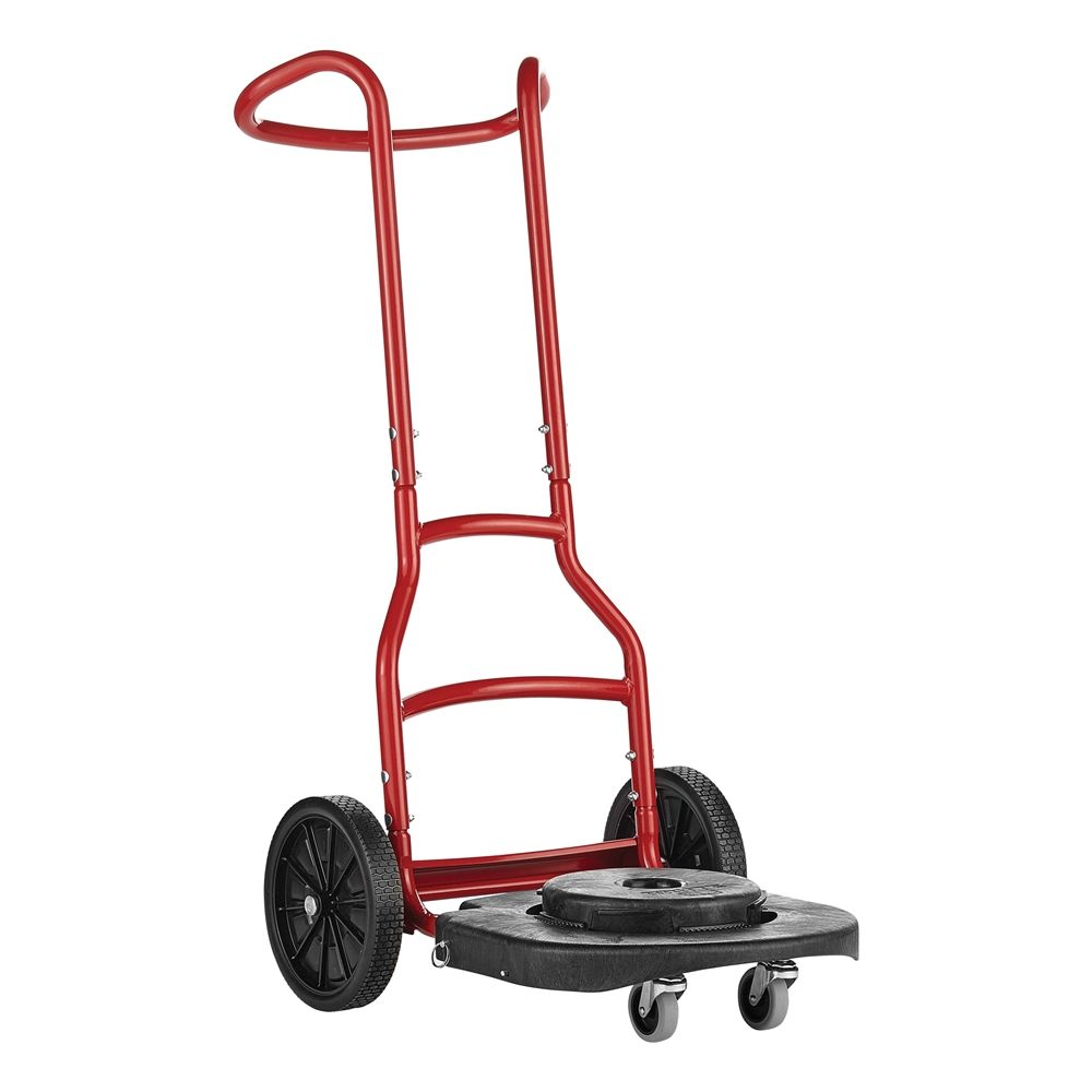 Rubbermaid® Brute® Multi-Surface Dolly, Fits 20, 32, 44 and 55 Gallon Brute Containers
