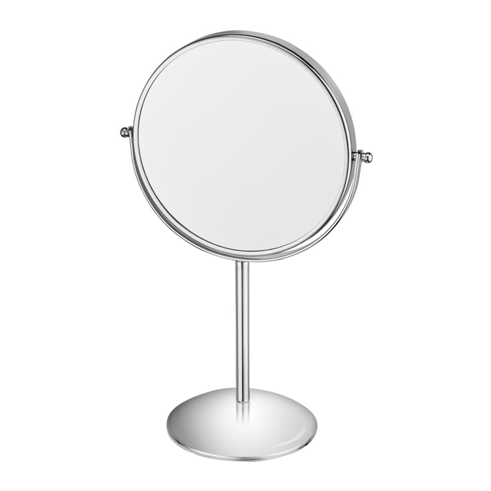 Conair® Non-Lighted, 5x Magnification Vanity Mirror, Polished Chrome Finish