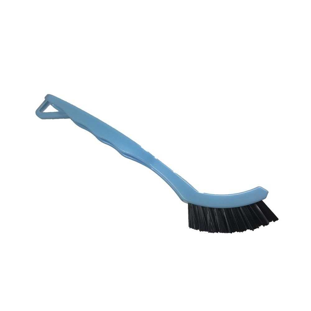 Better Brush® 8.5 In Nylon Fill Grout Brush, Curved Handle