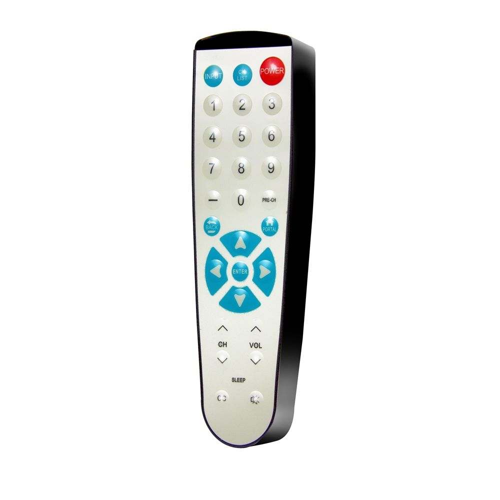 Clean Remote® Universal TV Remote Control, Compatible with Samsung and LG TVs