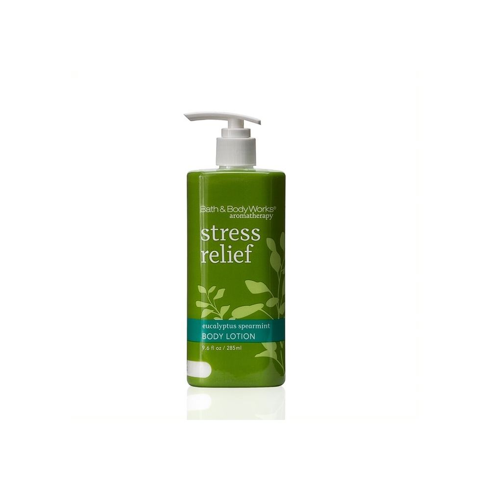 Bath and Body Works Stress Relief Lotion 9.6oz/285ml