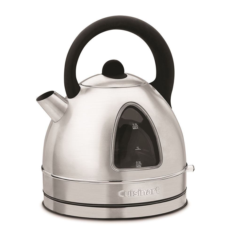 Cuisinart Stainless Steel Dome Electric Kettle, 1.7 L