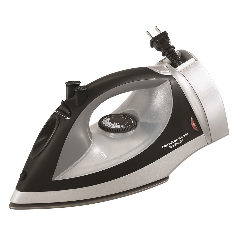 Hamilton Beach® 14210R Nonstick Iron with Retractable Cord