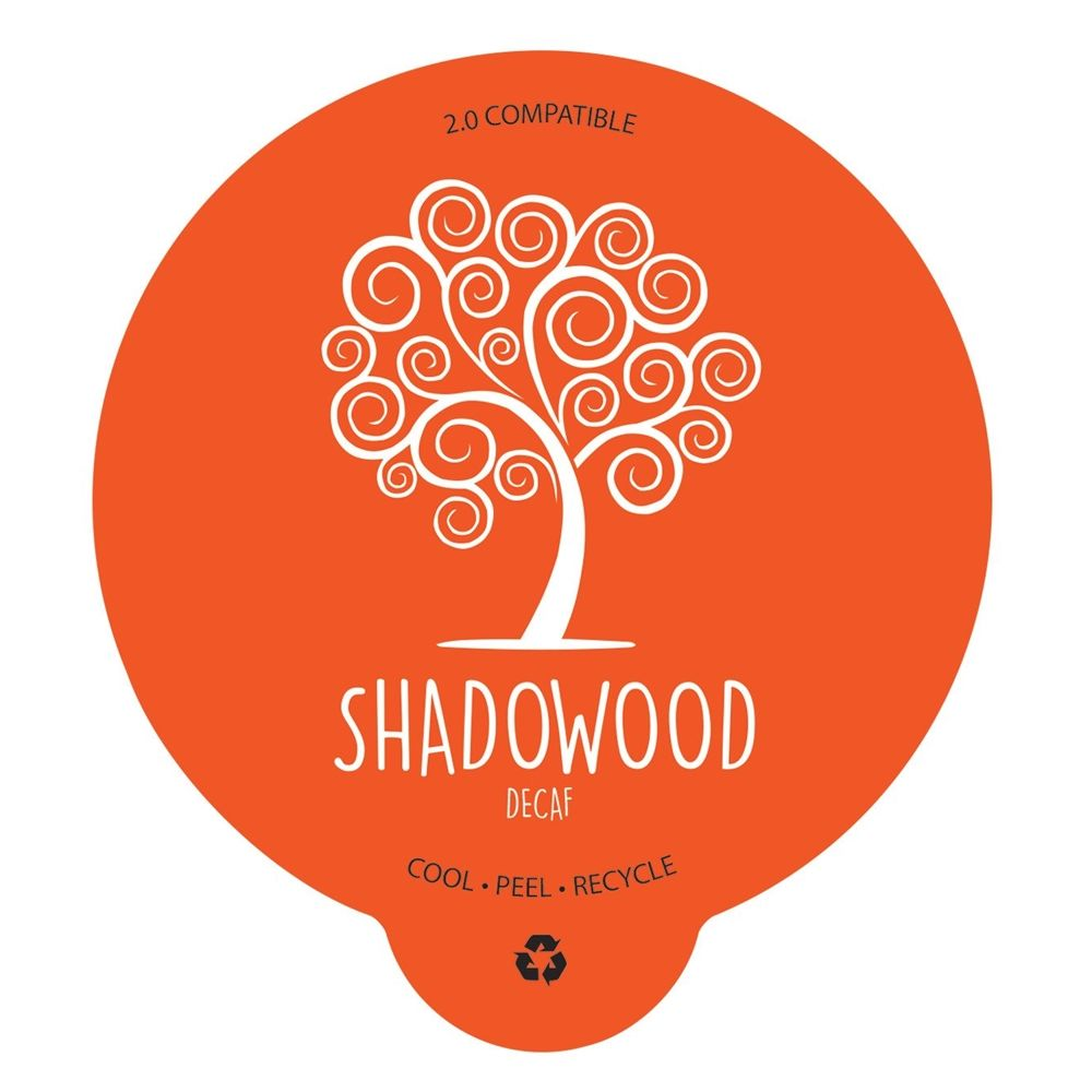 Shadowood Single-Serve Capsule, Decaf